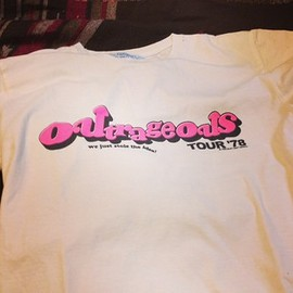 Peel&Lift - Outrageous tour'78 Tee