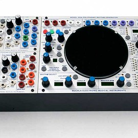 Buchla Electronic Musical Instruments - LEM3 Spider