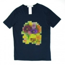 ANREALAGE - LOW PIXEL FLOWER TEE