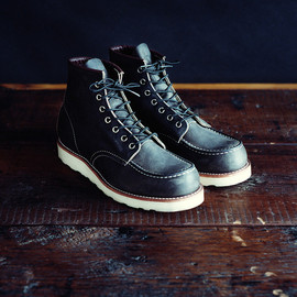 Red Wing - Moc Toe / Winter 2013 Collection