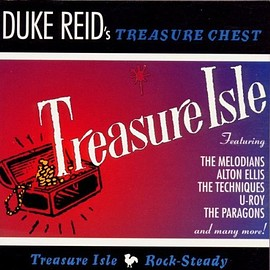 V.A - Duke Reid's Treasure Chest: Treasure Isle Rock-Steady