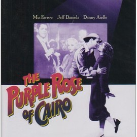 Woody Allen - the purple rose of cairo