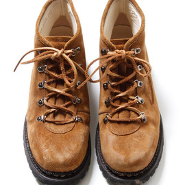 nonnative - LOGGER BOOTS - ITALIAN COW LEATHER BY REGAL