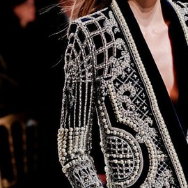 Balmain - Balmain at Paris Fashion Week Fall 2012...