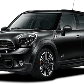 BMW - MINI John Cooper Works Black Knight