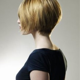 this one . Hairdresser came yesterday, so I am now sporting this 'do, and loving it.