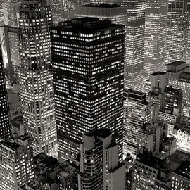 Michael Kenna - Silent City (by Michael Kenna)