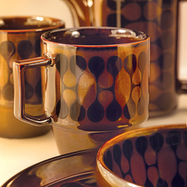 HOUSE INDUSTRIES&HASAMI - 陶磁器コレクション「2012 Morning Collection」