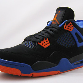 "NIKE - Air Jordan 4 ""New York Knicks"" Sneaker"