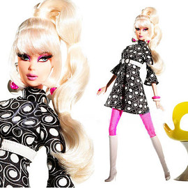 MATTEL - Barbie Pop Life Barbie