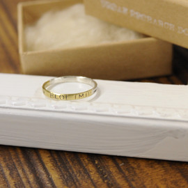 URBAN RESEARCH DOORS - Message Ring