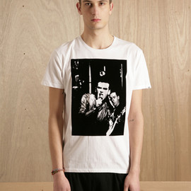 OVER THE STRIPES - The Smith T-shirt