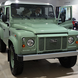 Land Rover - Land Rover Defender Heritage Limited Edition