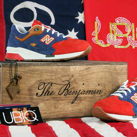 "New Balance - UBIQ x New Balance 1600 ""The Benjamin"" – Box Set"