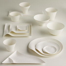 WASARA - modern disposable tableware furniture