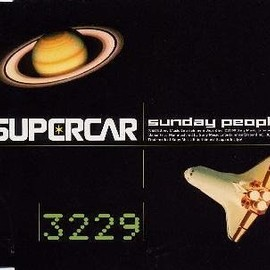Supercar - Sunday People