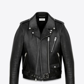 SAINT LAURENT - L17 HEDI SILIMANE'S RIDERS JACKET