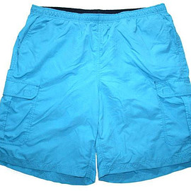 L.L.Bean - Vintage early 90s LL Bean Nylon Swim Trunks Shorts Size Large