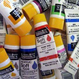 Liquitex - ACRYLIC Soft type