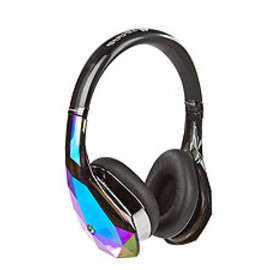 Monster - Monster Diamond Tears Edge On-Ear Headphones