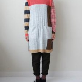 Marble SUD - MOSAIC KNIT OP