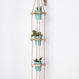 Anthropologie - Strung Squares Planter
