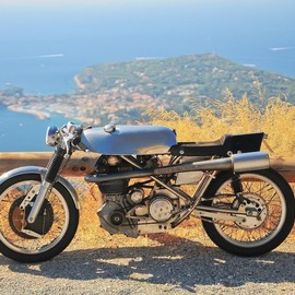 Matchless - G50 cafe racer