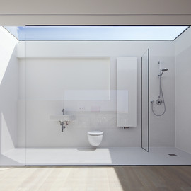Ian Shaw Architekten - Bathroom at House W, Frankfurt, Germany