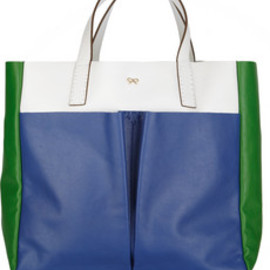 Anya Hindmarch  - leather tote