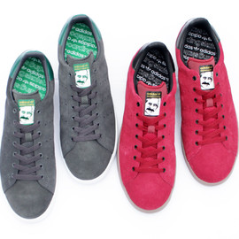 ADIDAS SKATEBOARDING - STAN SMITH VULC