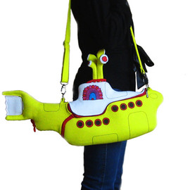 krukrustudio - The Yellow Submarine Bag
