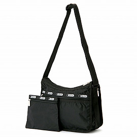 LESPORTSAC - DELUXE EVERYDAY BAG オニキス