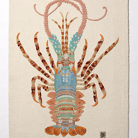 Anthropologie - Spiny Lobster Rug