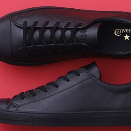 CONVERSE - 新作スニーカー「ALL STAR COUPE MONOLEATHER OX」