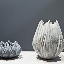 zaha hadid - zaha hadid's marble citco collection