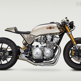 Classified Moto - 'SuperStrada'   Honda CB 750F