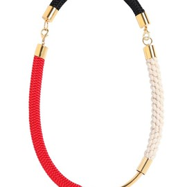 MARNI - CORDING NECKLACE