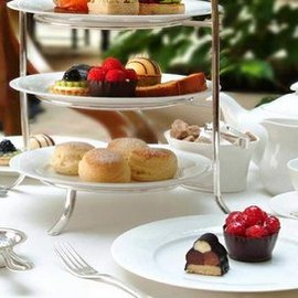 The Savoy Hotel - London - Afternoon Tea