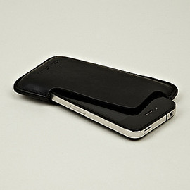 Rick Owens - iPhone Holder in black
