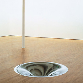 Anish Kapoor - Turning the World Inside Out II (1995)