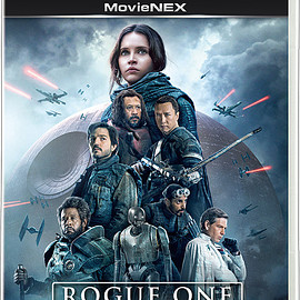 Gareth Edwards - ROGUE ONE / A STARWARS STORY BlueRay&DVD