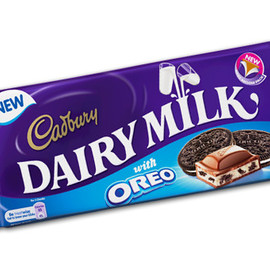 Cadbury - Dairy Milk with OREO
