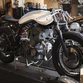 Wrenchmonkees - Laverda SF750