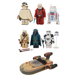 MEDICOM TOY - KUBRICK STAR WARS™ DX SERIES 3 (オープンタイプ)