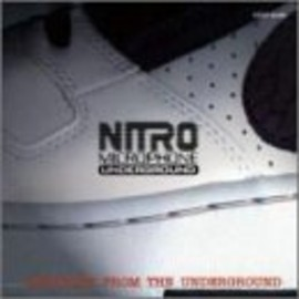 NITRO MICROPHONE UNDERGROUND - STRAIGHT FROM THE UNDERGROUND