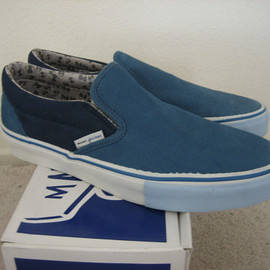Slip-on shoe