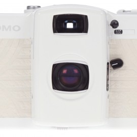Lomography - LOMO LC-A+ White Special Edition