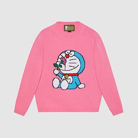 GUCCI - Doraemon x Gucci Wool Sweater