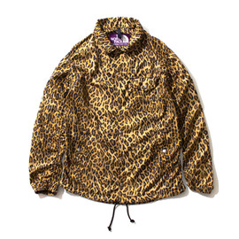 THE NORTH FACE PURPLE LABEL - THE NORTH FACE PURPLE LABEL 2013 Leopard Print Collection