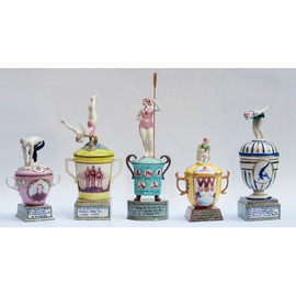 Vika Mitrichenka - Trophy Cups - For devotiong